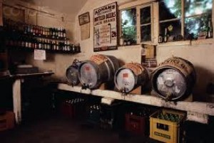 tap-room